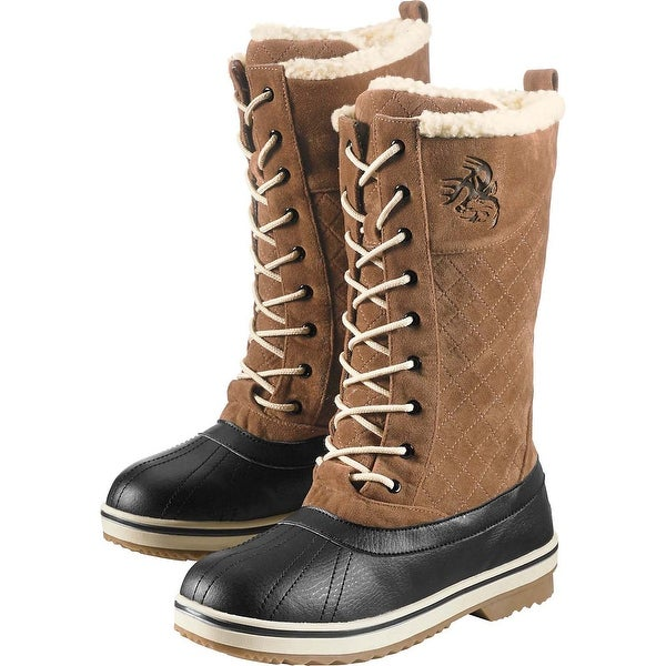 Legendary Whitetails Women's Alpine Ridge Duck Boot - arrowwood