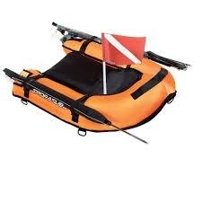 OMER Discover Float Float Orange