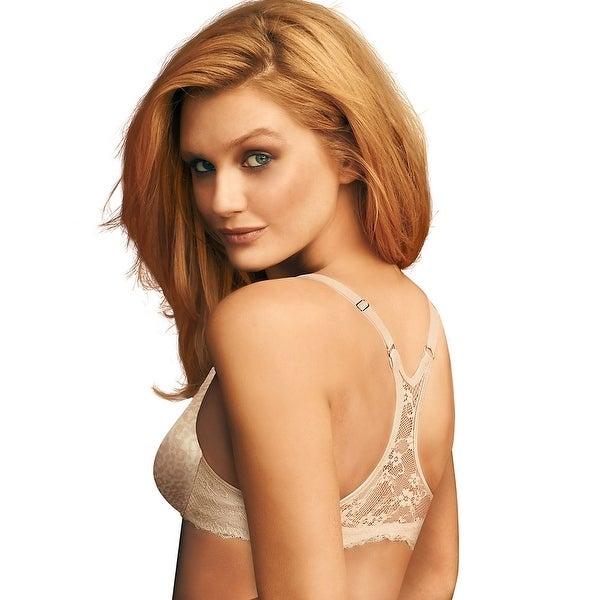 8ef4564090161 Shop Maidenform® One Fab Fit® Extra Coverage Lace T-Back Bra - Size ...