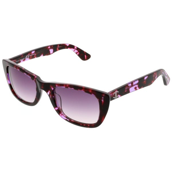 Just Cavalli JC 491S/V 56Z Purple Tortoise Sunglasses - 52-21-140. Opens flyout.