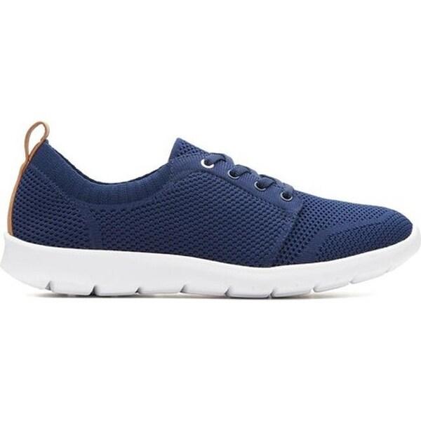 Step Allena Sun Sneaker Navy Textile