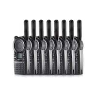 Motorola CLS1110 Professional Two Way Radio (8 Pack)