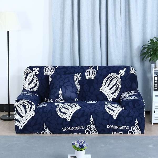 Unique Bargains Home Decor Polyester Stretch 1 2 3 Seats Sofa Slipcovers