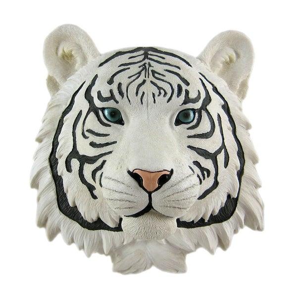 Shop Tiger Face Mini Bust Wall Hanging Siberian Or Bengal