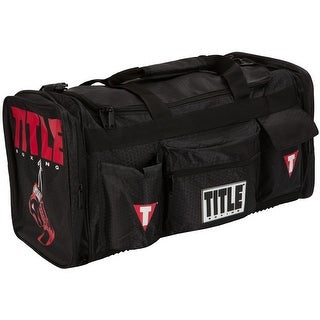 Title Boxing Deluxe Equipment Bag