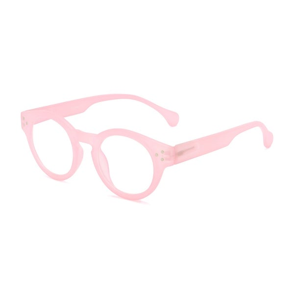 Readers.com The Wynn Blue Light Reader Round Reading Glasses