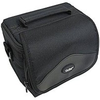 Vivitar VIV-BTC-6 Digital Camera/Camcorder Case - Black (Refurbished)