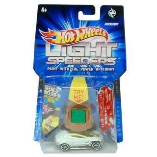 Hot Wheels Light Speeder Accelium - Multi