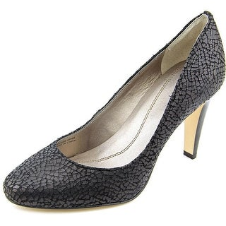 Tahari Naila Women Round Toe Leather Heels