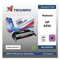 Triumph Remanufactured 643A Toner Cartridge - Magenta Toner Cartridge