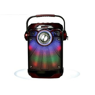 "Kanstar 14"" Portable A2ADP Bluetooth Karaoke Speaker with Microphone & Remote (2 options available)"