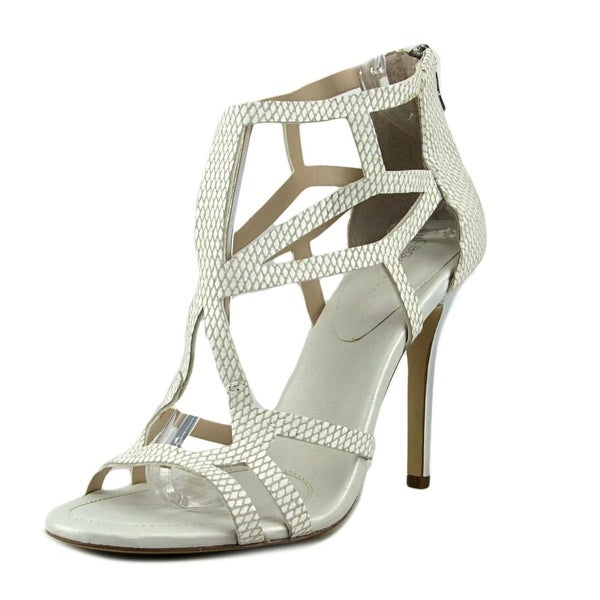 BCBGeneration Renee Open Toe Leather Sandals