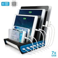 Naztech Power Hub 7 Multi-Charger Dock