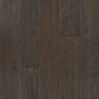 "Mohawk Industries BCE07-HIC  Canyon Crossing 6-1/2"" Wide Handscraped Engineered Hickory Hardwood Flooring - Sold by Carton (24.3"