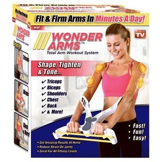 Wonder Arms Total Workout System Resistance Training Bands