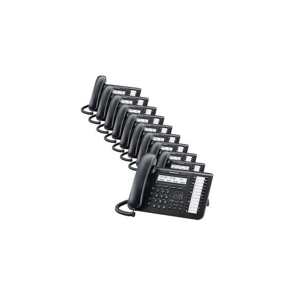 Panasonic KX-DT543 (10-Pack) 24 Button 3-line Digital Telephone
