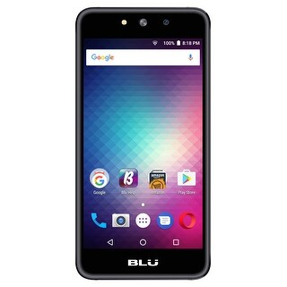 BLU Grand Energy G130Q Unlocked GSM Quad-Core Phone