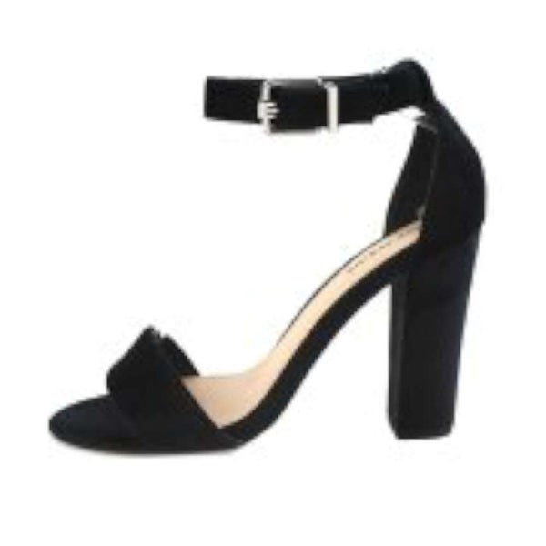 Call It Spring Womens Arther Fabric Open Toe Special Occasion Ankle Strap San...