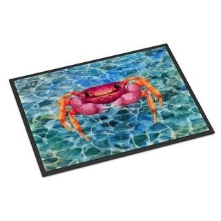 Carolines Treasures BB8526JMAT Crab Indoor Or Outdoor Mat - 24 x 36 in.