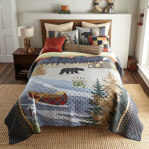 Donna Sharp Sunset Cottage UCC Quilt Set