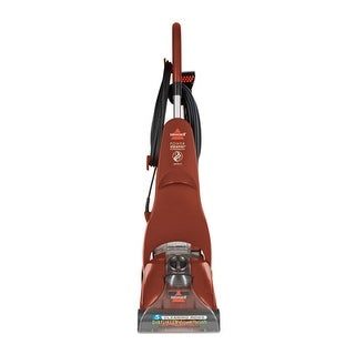Bissell 1623 PowerSteamer PowerBrush Select Carpet Cleaner - Red