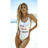 7816d50bf0e Shop Yandy Black And Aqua Mod One Piece Swimsuit - Black/Aqua - Free ...