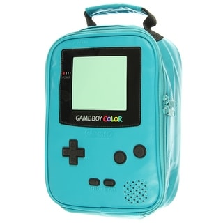 Nintendo Game Boy Color Lunch Box Cooler Bag