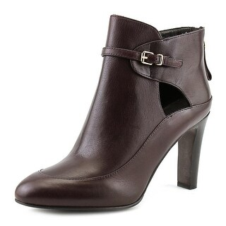 Bruno Premi F5602P   Pointed Toe Leather  Bootie