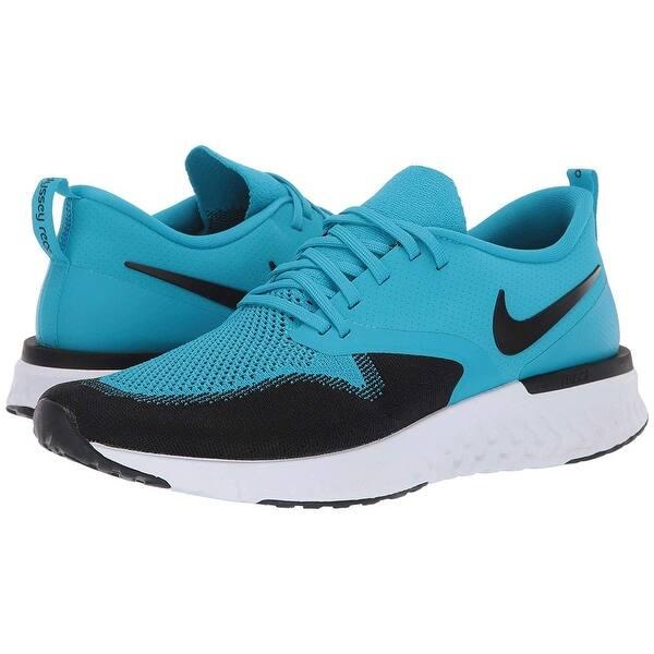 Los Alpes Pino Destierro  Nike Men's Odyssey React Flyknit 2 Running Shoes - Overstock - 30025488