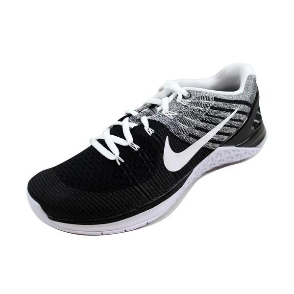 Nike Men's Metcon DSX Flyknit Black/White 852930-011