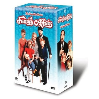 Family Affair - Family Affair: The Complete Series [24 Discs] [DVD]