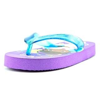 Disney Doc McStuffins Flip Flops Open Toe Synthetic Flip Flop Sandal