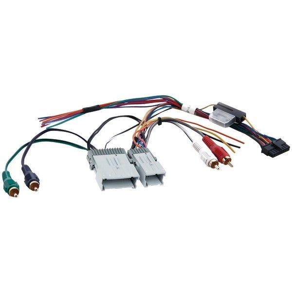 Pac Rp4-Gm11 All-In-One Radio Replacement & Steering Wheel Control Interface (For Select Gm(R) Vehicles)