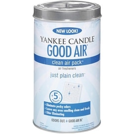 Yankee Candle Good Air Cln Jpc Airpack