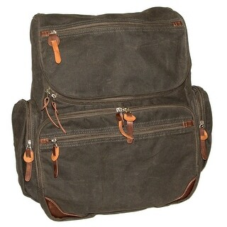 DOPP Men's Gear Canvas Backpack (2 options available)