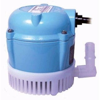 Little Giant 501004 Portable Submersible Fountain Pump, 205 GPH