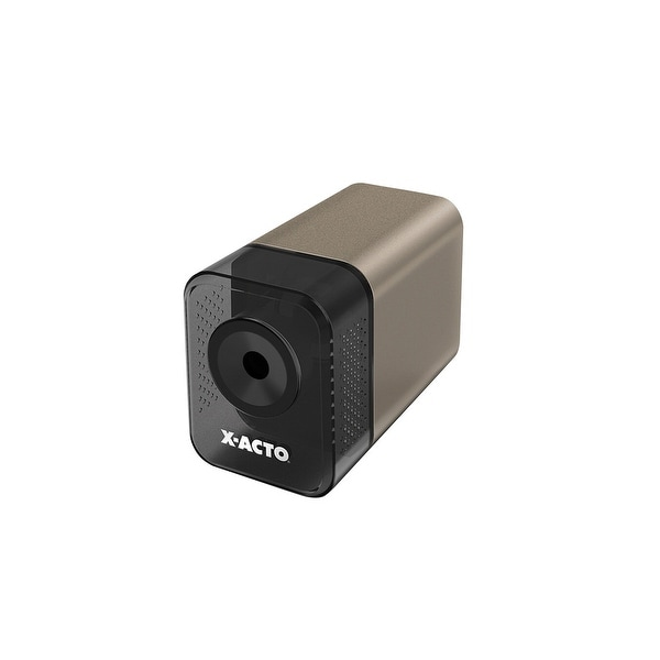 X-ACTO Boston1800 Electric Pencil Sharpener, 5 x 3 x 4 Inches, Putty. Opens flyout.