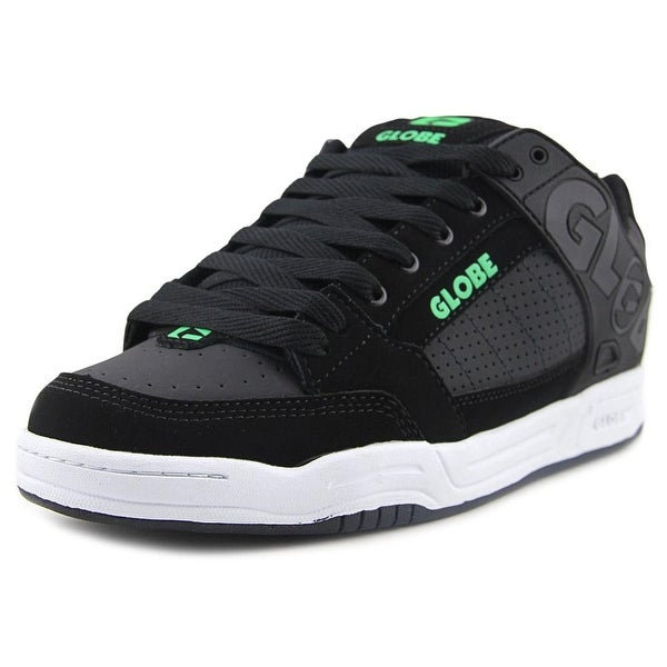 Globe Tilt Black/Phantom/Green Skateboarding Shoes