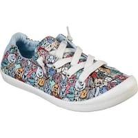 916918024511 Shop Skechers Women s BOBS Beach Bingo Dog House Party Sneaker Multi ...