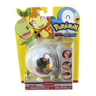 Pokemon Pop N Battle Poke Ball: Teddiursa - multi