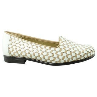 611fe7ce8a4 Buy Extra Wide Trotters Women s Flats Online at Overstock