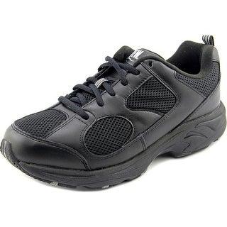 Drew Flash II WW Round Toe Leather Sneakers