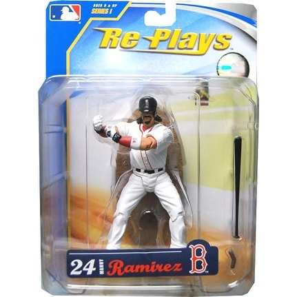 "Major League Baseball 4"" Action Figure Manny Ramirez - multi"
