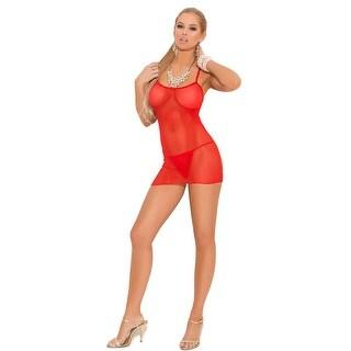 Slip Style Mini Dress, Hoty Slip Lingerie