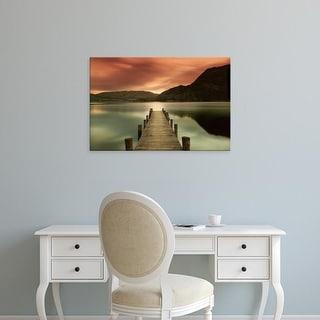 Easy Art Prints Mel Allen's 'Ullswater' Premium Canvas Art