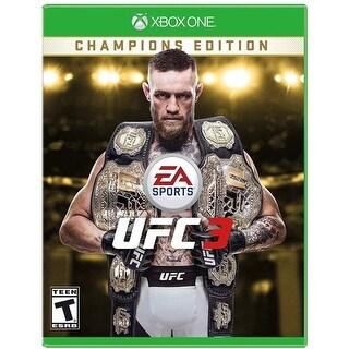 EA Sports UFC 3 Champion Edition - Xbox One