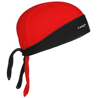 Halo Headband Protex Sweatband Bandana - Red