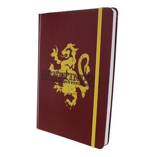 Harry Potter House Gryffindor Journal - multi