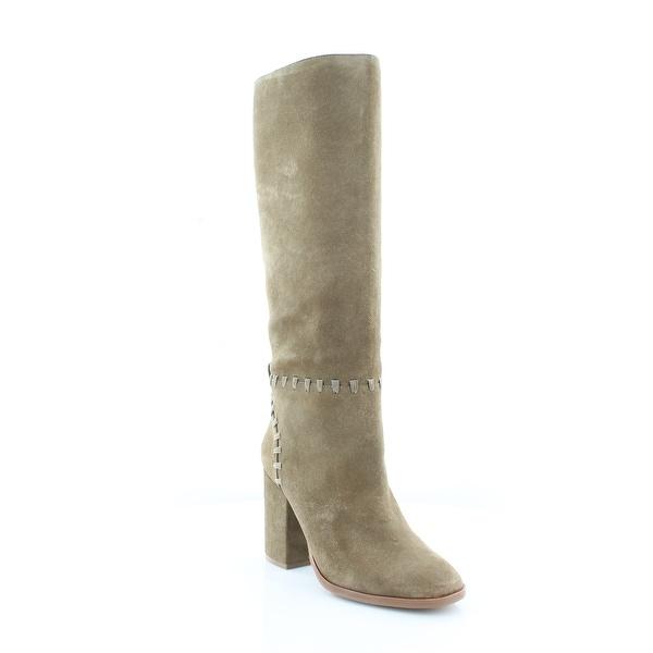 8fd2d22fe72d Shop Tory Burch Contraire Women s Boots River rock - Free Shipping ...