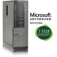 Dell 7010 SFF, intel i5 3470 3.2GHz, 8GB, 240GB SSD, W10 Pro